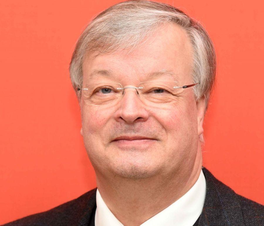 Dozent Martin Reinert